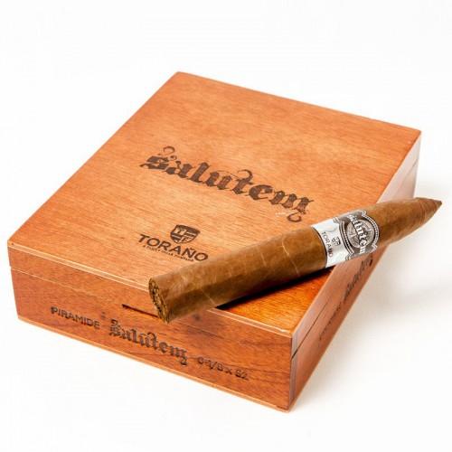 Сигары Carlos Torano Salutem Piramide
