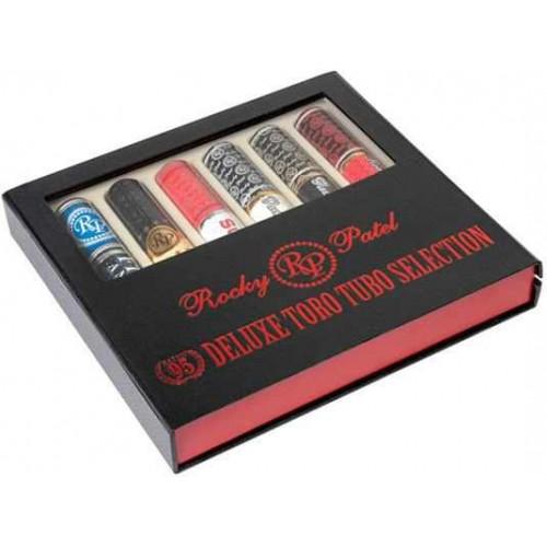 Сигары Rocky Patel Toro Tubos Sampler в подарочной упаковке