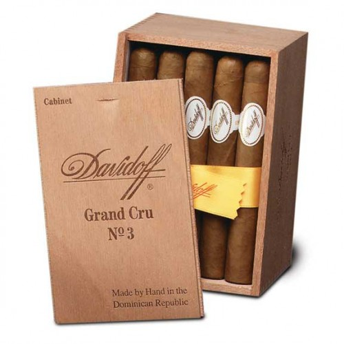 Сигары Davidoff Grand Cru №3