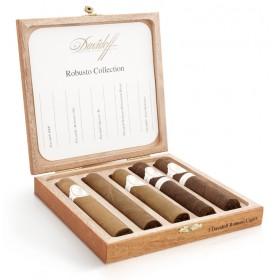 Сигары Davidoff Robusto Collection в подарочной упаковке