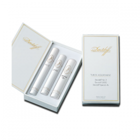 Сигары Davidoff Tubos Assortment в подарочной упаковке