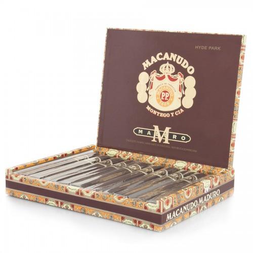 Сигары Macanudo Maduro Hyde Park