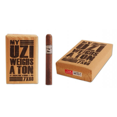 Сигары Drew Estate My Uzi Weighs a Ton 7x60