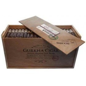 Сигары Gurkha Cask Blend Hammer Grand Robusto