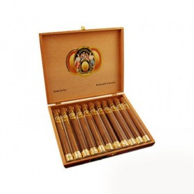 Habana Cuba Oliveros Gold Series Double Corona Cognac