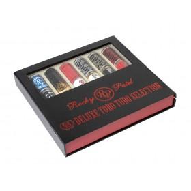 Сигары Rocky Patel de Luxe Toro Tubos Sampler в подарочной упаковке