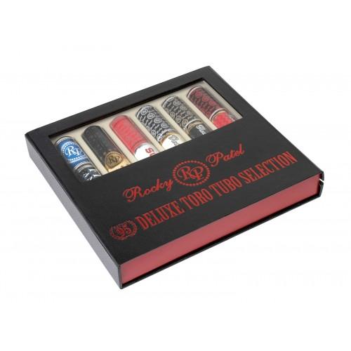 Сигара Rocky Patel de Luxe Toro Tubos Sampler в подарочной упаковке