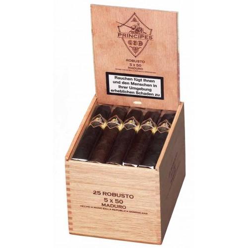 Сигары Principes Maduro Robusto