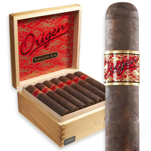 Сигара J. Fuego Origen Maduro Robusto