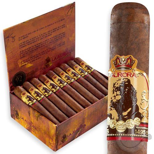 Сигары La Aurora 1495 Robusto