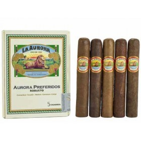 Сигары La Aurora Preferidos Robusto Selection Box