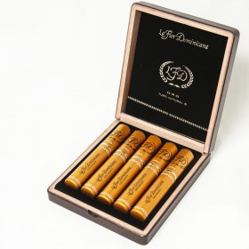 Сигары La Flor Dominicana Oro Natural №6 Tubos в подарочной упаковке