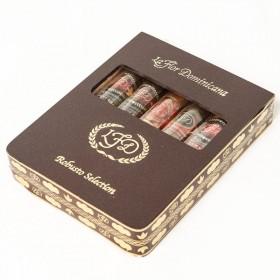 Сигары La Flor Dominicana Sampler Robusto в подарочной упаковке