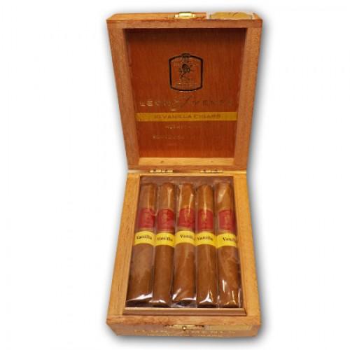 Сигары Leon Jimenes Petit Corona Vanilla