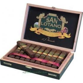 Сигары San Lotano Oval Maduro Robusto