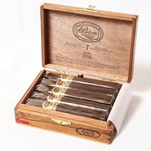 Сигары Padron 1926 Anniversary № 2 Maduro Belicoso