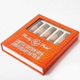 Набор сигар Rocky Patel Fifty Gift Pack в подарочной упаковке