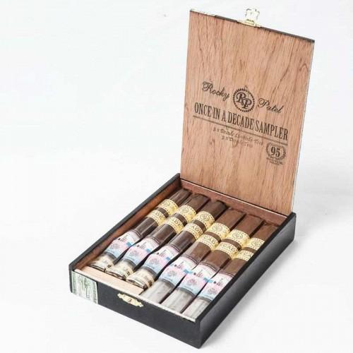 Сигары Rocky Patel Once Decade Sampler в подарочной упаковке