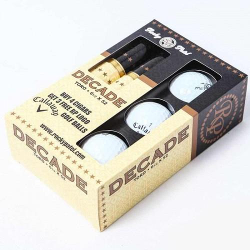 Набор сигар Rocky Patel Callaway Decade Toro Golf Display в подарочной упаковке