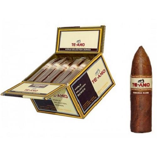 Сигары Te-Amo Honduran Blend Gran Corto