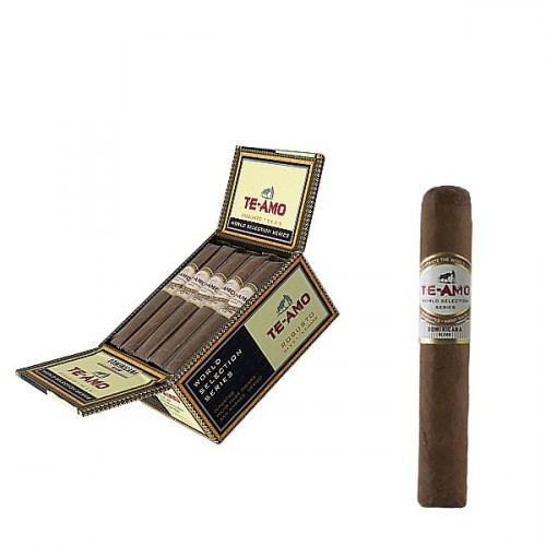 Сигары Te-Amo Dominican Blend Robusto